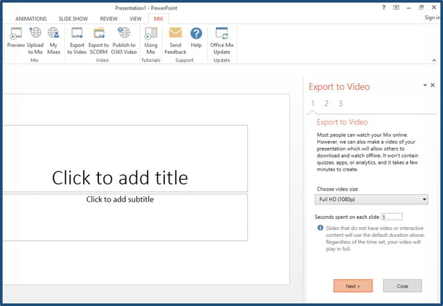 PowerPoint-hack-create-a-video