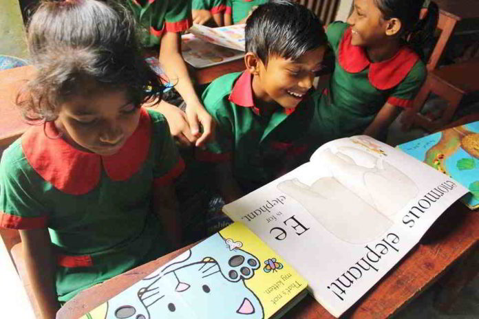 Fighting poverty through education