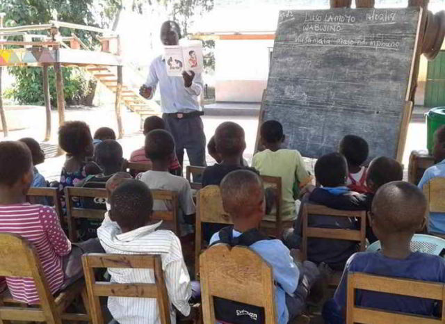 Fighting Poverty Through Education [The No Barriers Foundation]