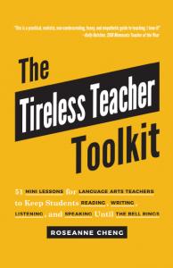The Tireless Teacher Toolkit ebook