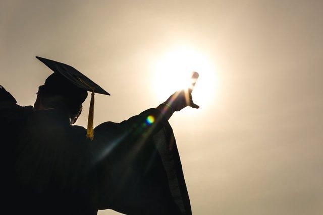 TEFL course graduate
