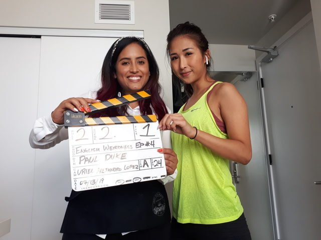 Producing A YouTube Series with Language Learners