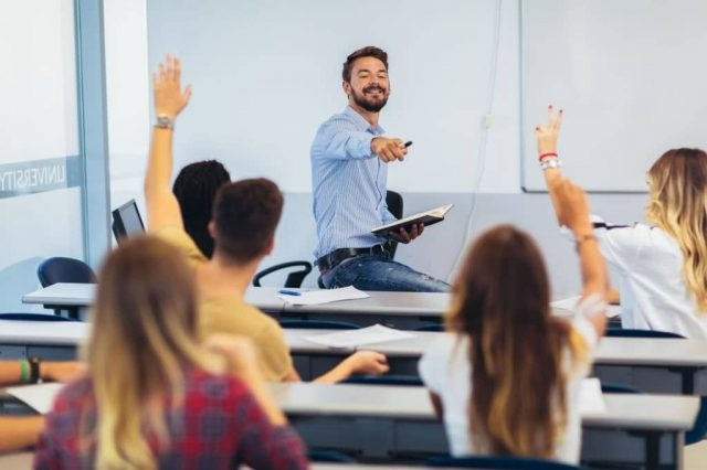active learning in the classroom