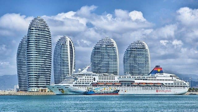 Cruises: a career in travel and tourism.