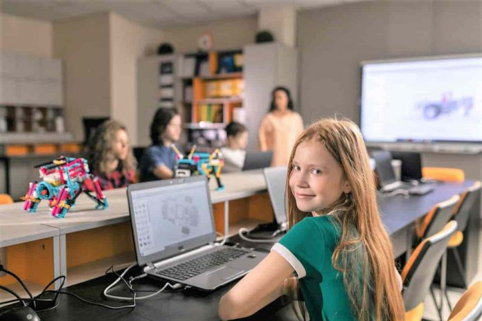 educational technology concepts in the classroom