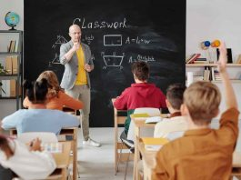 different learner types in the classroom